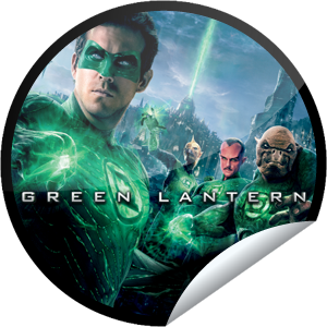 Green lantern opening weekend