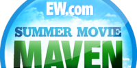 EW.com Summer Movie Maven (Sticker)