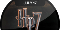 Harry Potter and the Deathly Hallows: Part 2 Coming Soon (Sticker)