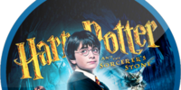 Harry Potter and the Sorcerer's Stone (Sticker)