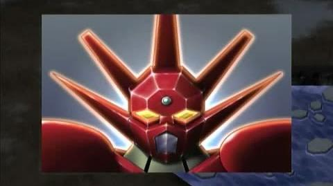 Super Robot Wars Z - Getter Dragon