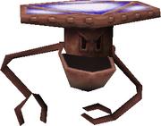 Flathead Robot