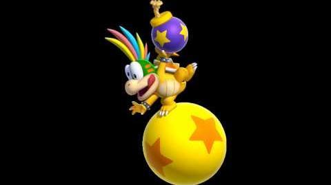 Mario Kart 8 - Lemmy Koopa Theme