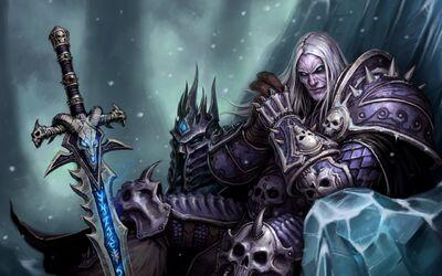 Frozen knight