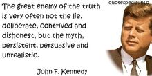 John f kennedy truth 5570