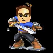 Swordfighter LordCarlisle