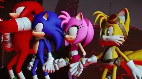 Sonic Boom Rise of Lyric - Launch Trailer