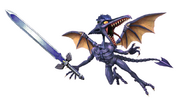 Blue Haired Ridley