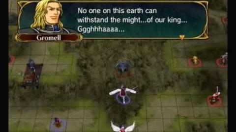 Generic Warrior kills his own boss