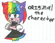 Original the character by cmara-d4g13jy