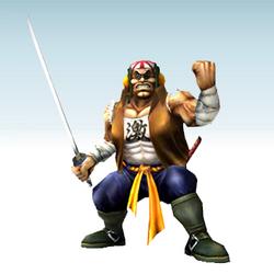 Samurai Goroh Smash