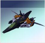 GN-003 Gundam Kyrios (MA)