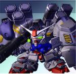 RX-78GP02 Gundam Physalis Type MLRS