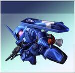EMS-10 Zudah Commander Type