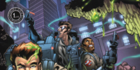 Ghostbusters 88MPH Studios Comics