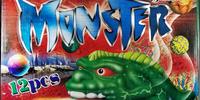 Monster Toy Line (recast bootlegs)