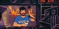 WUGH-FM Studio