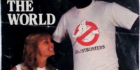 Ghostbusters (Movie) Official Mail Order Merchandise