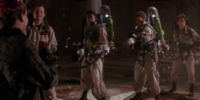 Ghostbusters II (Chapter 25): Breaking and Entering