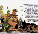 Muppet Magazine- Spring 1985 Grossbusters