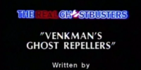 Venkman's Ghost Repellers