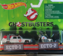Hot Wheels: Ecto-1 And Ecto-2 2-Pack