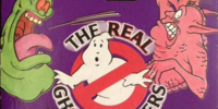 The Real Ghostbusters: Spitballs