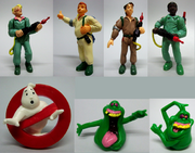 Ghostbusters pvc