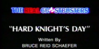 Hard Knight's Day