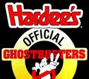 Hardee's Ghostbusters II Promotion 1989