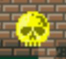Floating Skulls