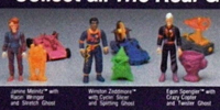Power Pack Hero Figure: Winston Zeddmore