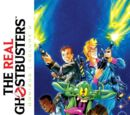 IDW Publishing Comics- Real Ghostbusters Omnibus Volume 2