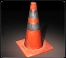 Patrelli's Mischievous Traffic Cone