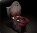 Phantom Flush Toilet