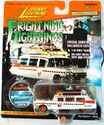 Johnny Lighting Ecto1A Halloween Orange1