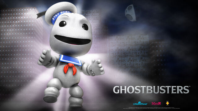 File:Little Big Planet Stay Puft Wallpaper 1920x1080 (16.9 Wide).jpg