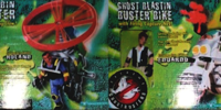 Extreme Ghostbusters Figures and Vehicles