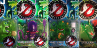 Extreme Ghostbusters Ghosts: Action Figures