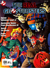 The Real Ghostbusters Magazine