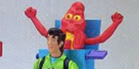 Backpack Heroes Figure: Peter Venkman (unreleased)