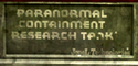 ParanormalContainmentResearchTank