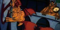Bat Wing Demons