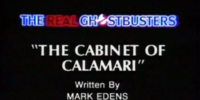 The Cabinet of Calamari