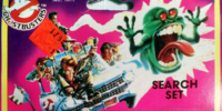 Ja-ru Real Ghostbusters Related Party Items