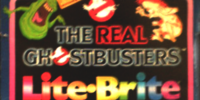 The Real Ghostbusters Lite-Brite Picture Refill