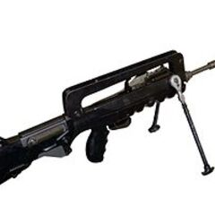 FAMAS G1 in real life.