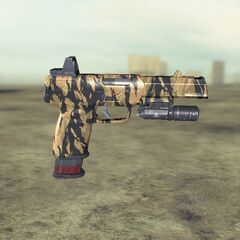 Future Soldier FN FiveseveN 5