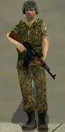 Russian Soldier 3