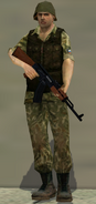Russian Soldier 4